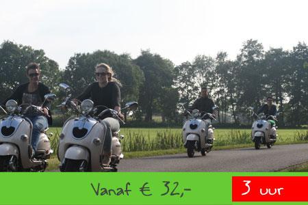 Nika-actief-scooter
