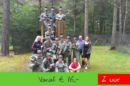 Paintball-Dames